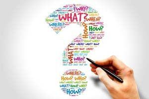 question mark benefits consultant