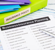 business insurance document