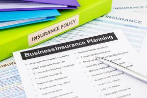 business insurance document