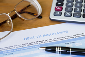 ppo health insurance plan on desk