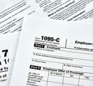 Tax Forms 1095-A, 1095-B & 1095-C