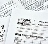 Tax Forms 1095-A, 1095-B & 1095-C