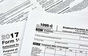 Tax Forms 1095 A 1095 B 1095 C Business Benefits Group