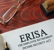 ERISA document to be read by an employee who is retiring