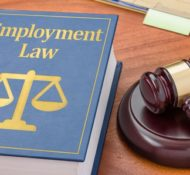gavel and employment law book that teaches EEOC compliance