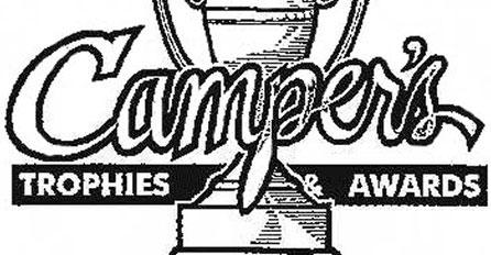 Camper's Trophies Logo