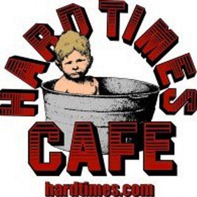 Hardtimes Cafe Logo