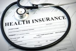 health insurance claim form for both PPO insurance and HMO insurance