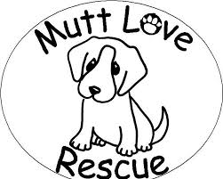 Mutt Loves Rescue Logo
