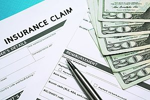 an insurance claim form where the company that is receiving the claim is protected by a stop loss insurance policy