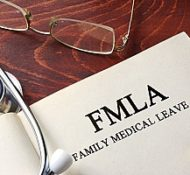 a booklet that provides information about the Family and Medical Leave Act which is a United States labor law