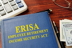 a book provided by ERISA which is the US act that allows insurance policyholders to receive medical loss ratio rebates