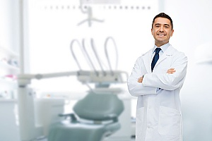 a dentist who is servicing a family that are all his patients and are covered by group health insurance