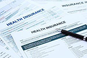 a PPO and HMO health insurance claim form used by small businesses who spoke with benefits consultants before purchasing their health insurance plans