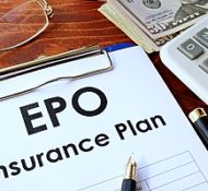 a document that allows business owners to register for an EPO insurance plan for their employees