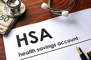 health savings account which is one of the different types of health insurance