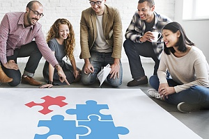 team building as one of the top innovative employee benefits