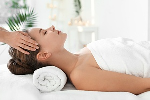 spa treatment for employees mental health