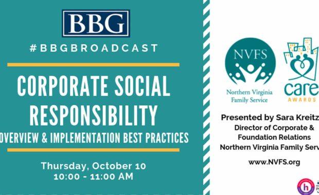 Corporate Social Banner