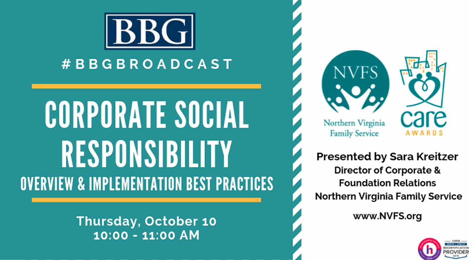 Corporate Social Banner