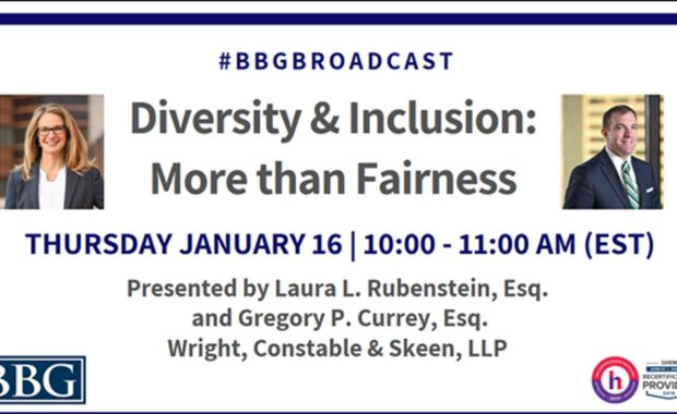 Diversity and Inclusion: More than Fairness
