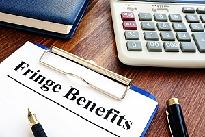 employee fringe benefits document