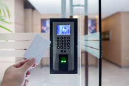 update door access controls for employee safety