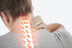 a person with neck and back pain who is going to use long term disability insurance to help with the pain