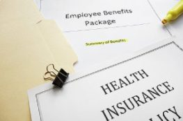 Employee Benefits package and health insurance document. EPO health insurance can also be beneficial for employees