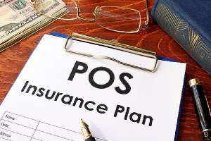 POS Insurance Plan on a table. POS insurance plans are not as common as EPO insurance plan