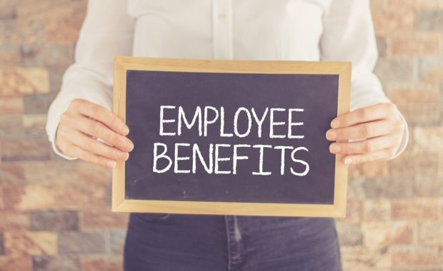Image for nonprofit employee benefits and incentives concept