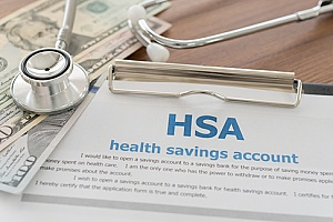 a health savings account for an employee at a nonprofit organization