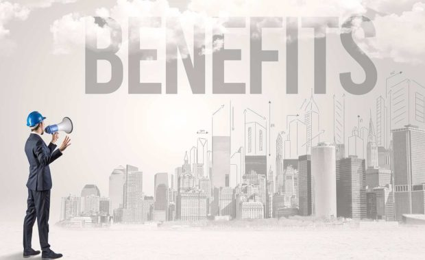 Talking about Government Contractor Employee Benefits