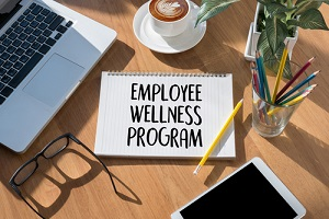 employee wellness program and managing employee health