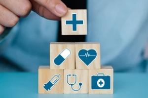 nonprofit health insurance concept