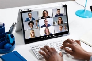 remote work video calling